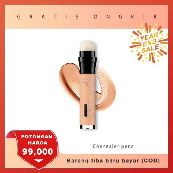 Concealer pena, gratis blush on cair
