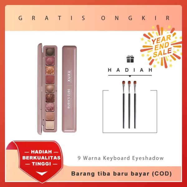 9 Warna Keyboard Eyeshadow..
