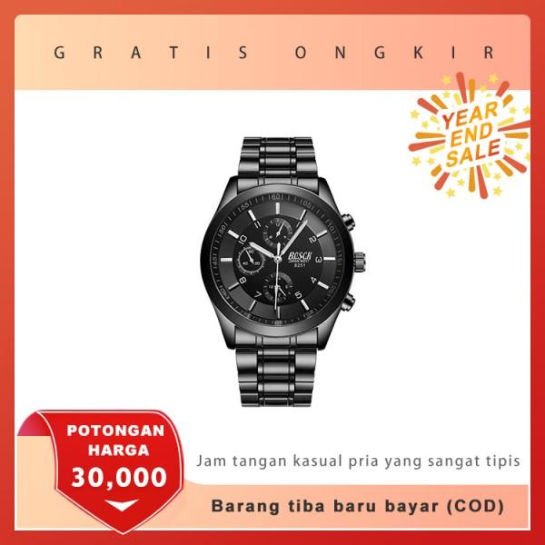 Jam tangan bisnis fashion kasual..